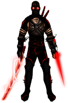 Crimson Dragon Assassin
